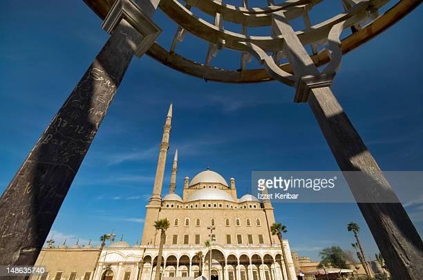 Mosque of Muhammad Ali Pasha or Alabaster Mosque.