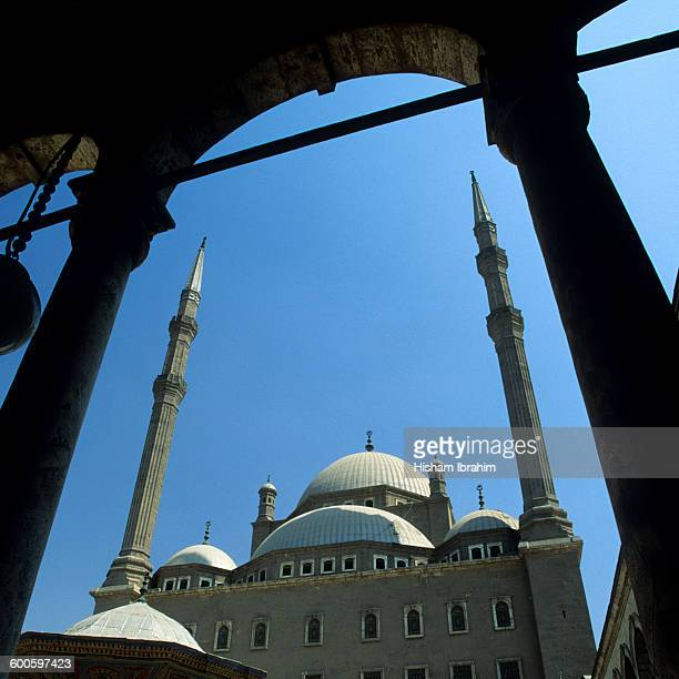 Mosque of Muhammed Ali, Cairo, Egypt