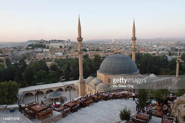 mosque of sanliurfa - şanlıurfa stock pictures, royalty-free photos & images