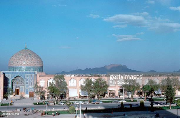 Mosque of Sheikh Lutfullah Isfahan Iran Lutfallah Mosque is located in the Maidan in Isfahan It was built in the early 17th century during the reign...