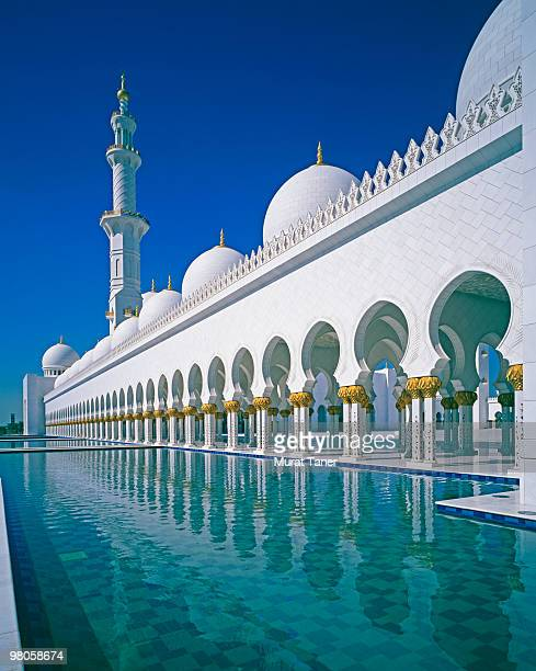 mosque - sheikh zayed mosque stock pictures, royalty-free photos & images