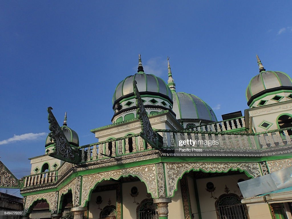 Mosque With Different Colors And Architectural Designs Were Found All Over  The Province Of Lanao Del