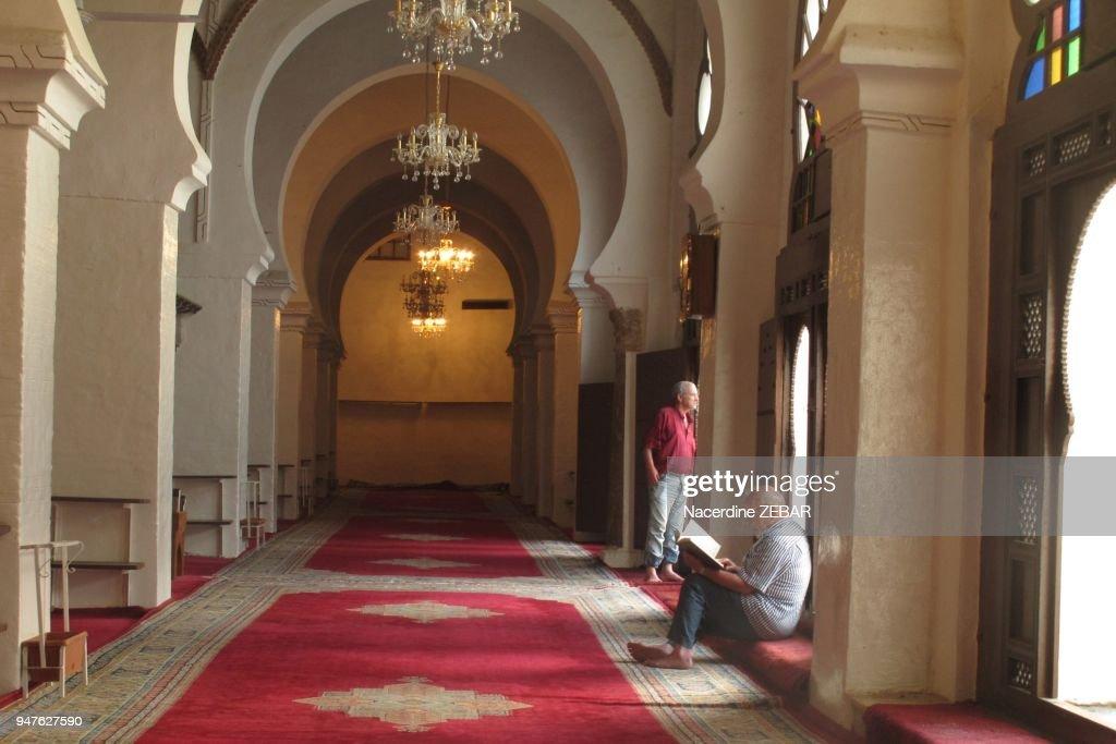Mosquee de Tlemcen, Algerie : News Photo