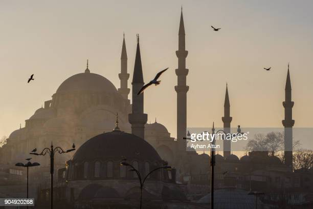 Mosques of Istanbul,Turkey