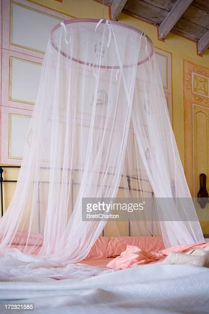 モスキートネットベッド