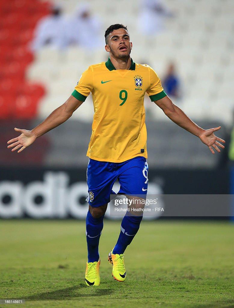Brazil v Slovakia: Group A - FIFA U-17 World Cup UAE 2013