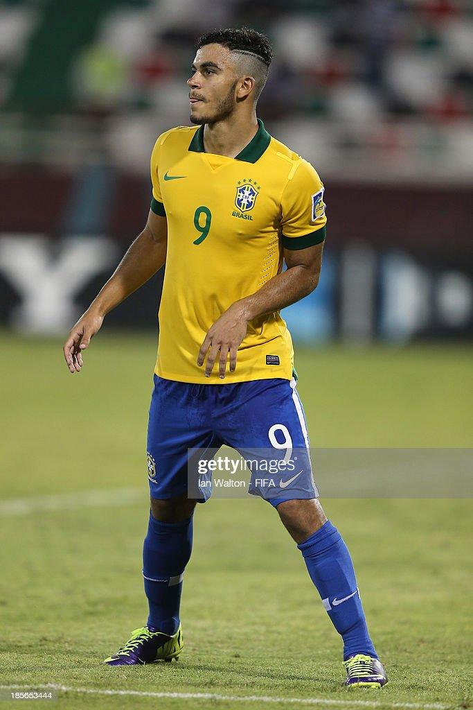 Honduras v Brazil: Group A - FIFA U-17 World Cup UAE 2013