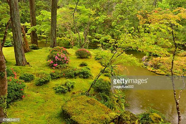 Saihoji Temple Stock Pictures Royalty Free Photos Images