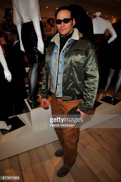Moss Lipow attends Ann Taylor Flatiron Store Opening at Ann Taylor NYC on December 2 2010 in New York City