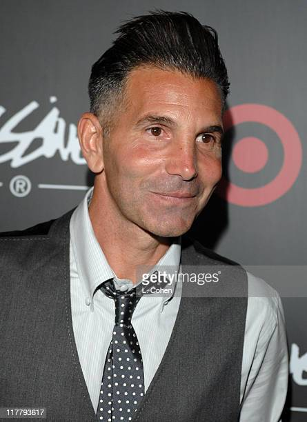 Mossimo Giannulli during Target Hosts LA Fashion Week Party for Designer Mossimo Giannulli at Area in Los Angeles California United States