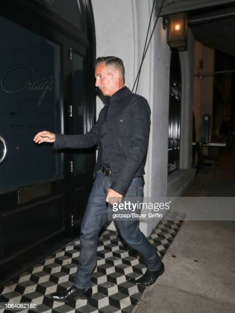 Mossimo Giannulli is seen on November 20 2018 in Los Angeles California