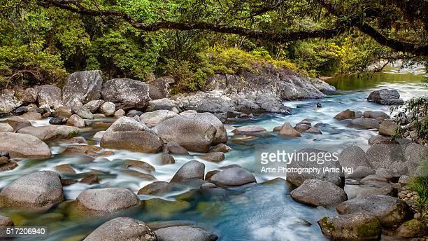 Mossman Gorge, Daintree National Park, Far North Queensland, Australia