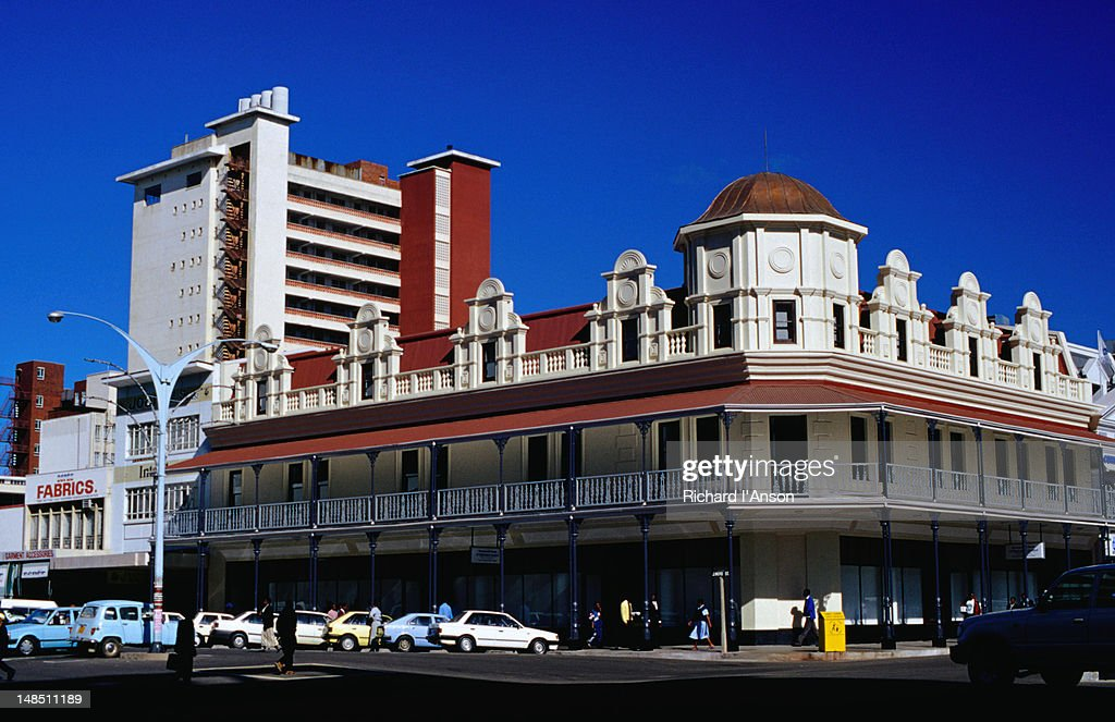 Most Buildings In The City Of Bulawayo Are Of Early 20th ...