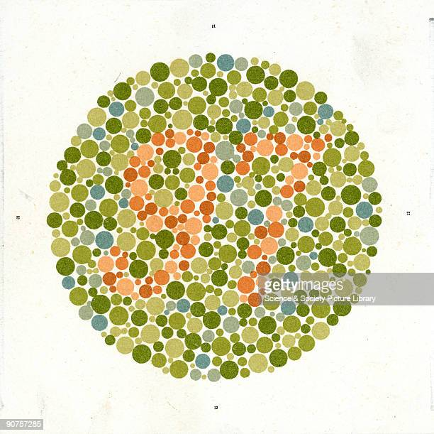 Most colour blindness is inherited and affects more men than women Colour blindness usually involves confusion between red green and yellow Dr...