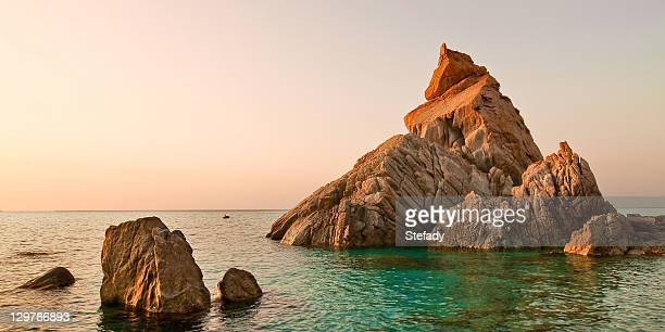 Most famous beaches of Calabrese Riviera