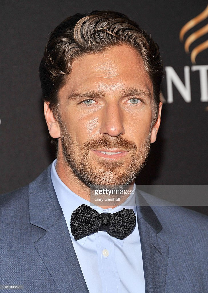 Most Stylish Athlete Henrik Lundqvist Attends The 9th Annual Style