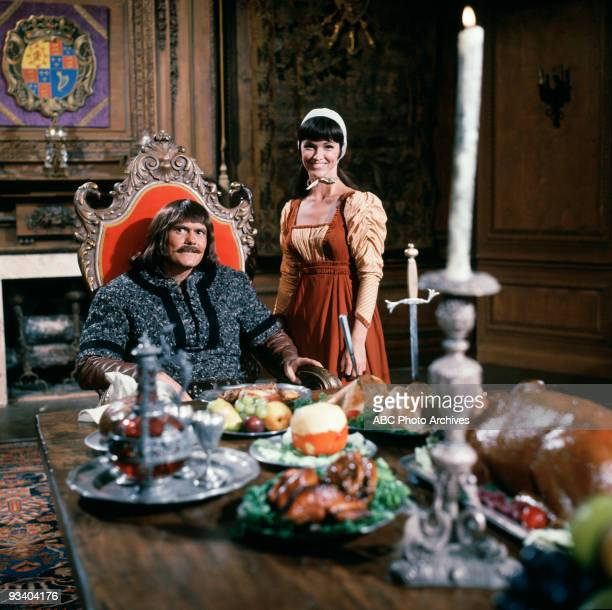 BEWITCHED A Most Unusual Wood Nymph Season Three 10/13/66 Dick York played Darrin the Bold a 14th century ancestor of Darrin Stephens and Jean Blake...