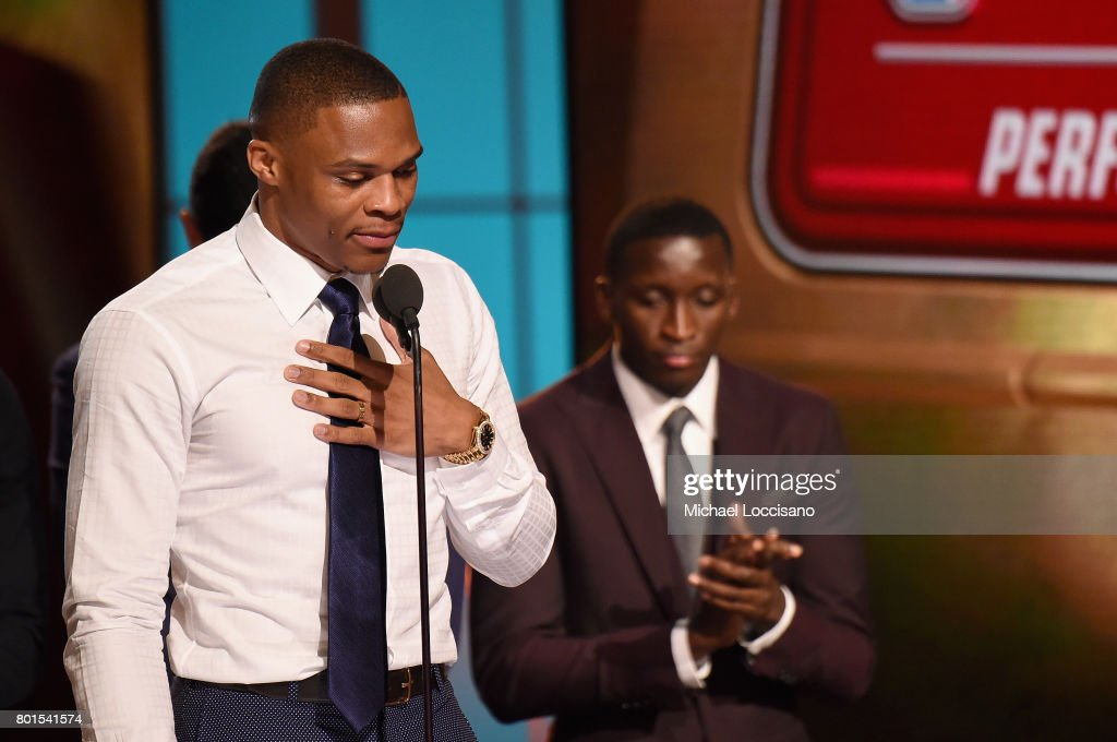 2017 NBA Awards Live On TNT - Inside : News Photo