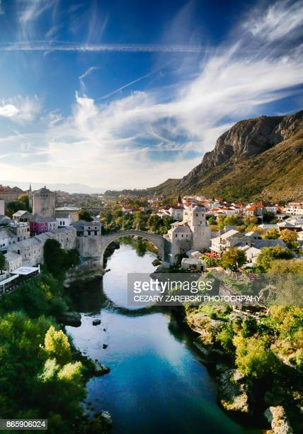 mostar - bosnia and hercegovina stock pictures, royalty-free photos & images