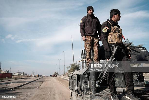 Mosul IraqIraqi forces have retaken control of east Mosul from the Islamic State groupThe city is cut in half by the Tigris River and troops have...