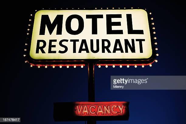 Motel Sign Nevada USA