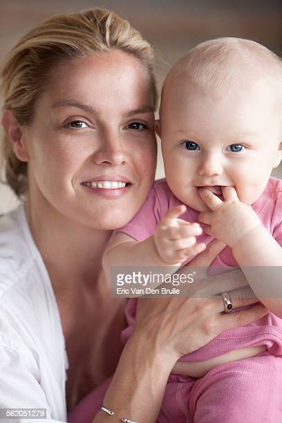 mother and baby - eric van den brulle stock pictures, royalty-free photos & images