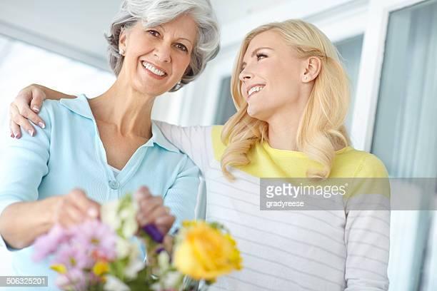Mutter-Tochter-S-Freund