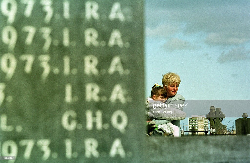 Loyalist And Republican Symbols In Belfast Pictures Getty Images