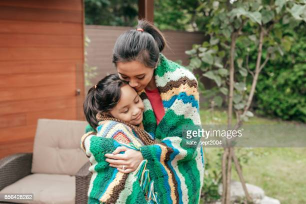 mother and daughter at home - filipino ethnicity stock pictures, royalty-free photos & images
