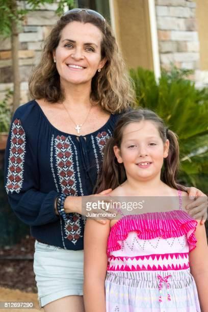 母親和女兒 - 雪梨 澳洲 個照片及圖片檔