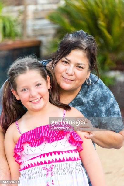 mother and daughter - arab women fat stock pictures, royalty-free photos & images