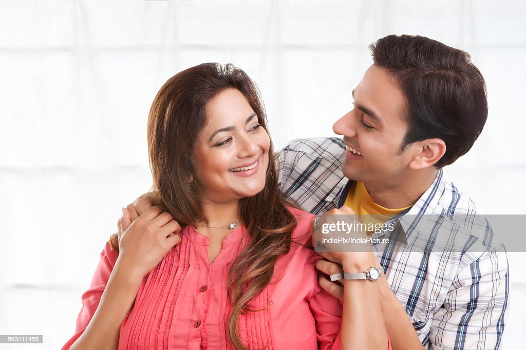 Mother and son enjoying : Stock Photo
