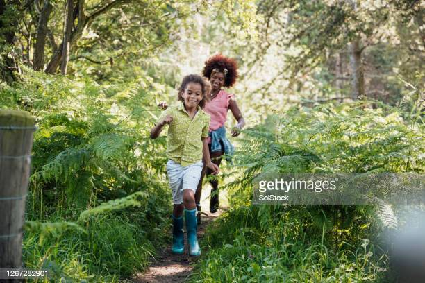 mother and son having fun - summer stock pictures, royalty-free photos & images