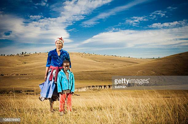 mother and son - eastern cape stock pictures, royalty-free photos & images