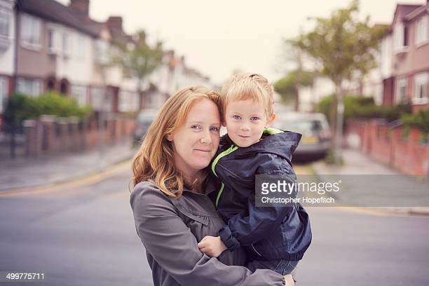 mother and son - real people stock pictures, royalty-free photos & images