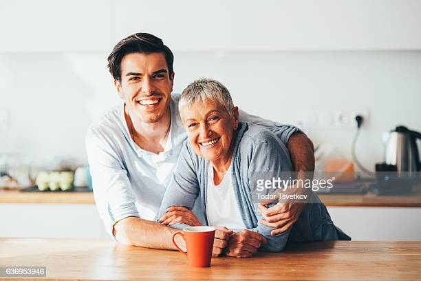 mother and son - mother and son stock photos and pictures