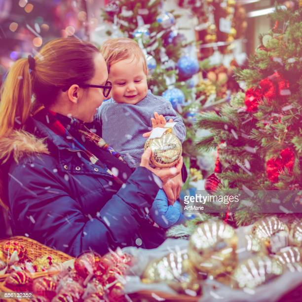 Christmas Gifts For Mom From Son Stock Photos and Pictures | Getty ...