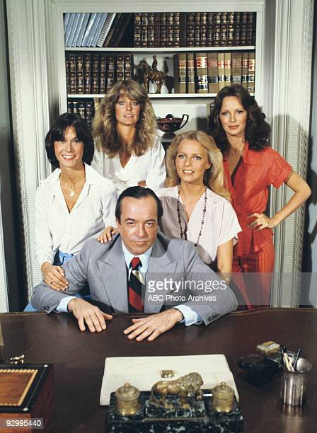 """Mother Angel"""" - Season Three - 11/15/78 Jill returned to help Sabrina , Bosley , Kris and Kelly save a """"little Angel"""" from a diabolical murderer."""