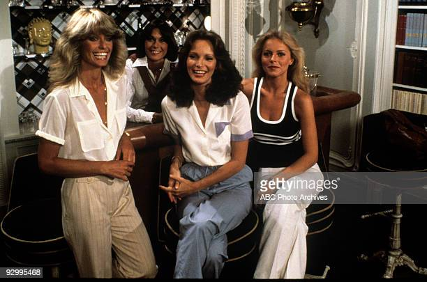 S ANGELS Mother Angel Season Three 8/1/78 Farrah Fawcett Kate Jackson Jaclyn Smith and Cheryl Ladd