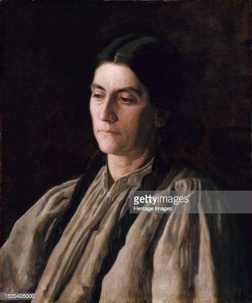 Mother , circa 1903. Artist Thomas Eakins.