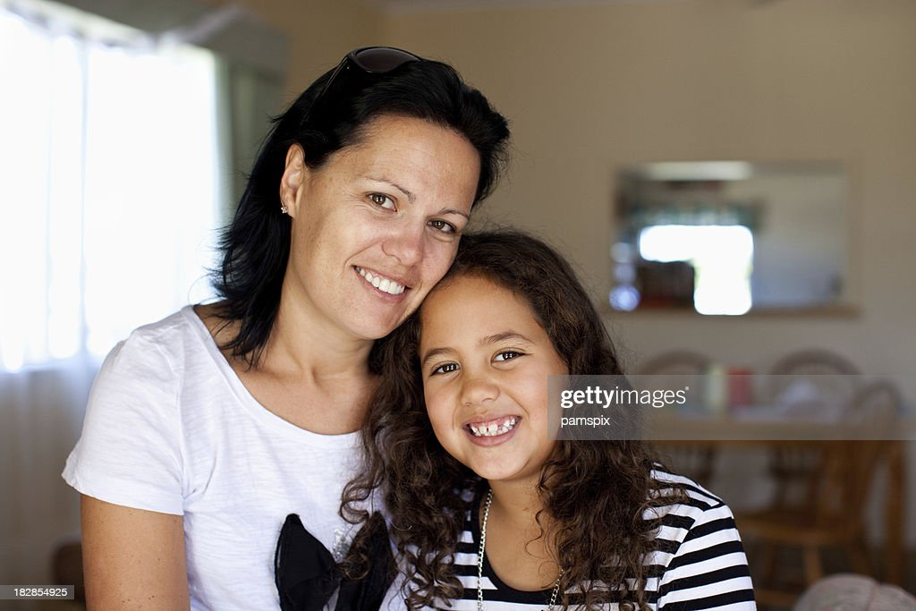 Mother & Daughter : Stock Photo