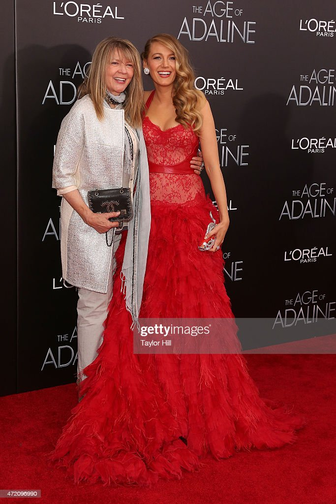 """""""The Age Of Adaline"""" New York Premiere : News Photo"""