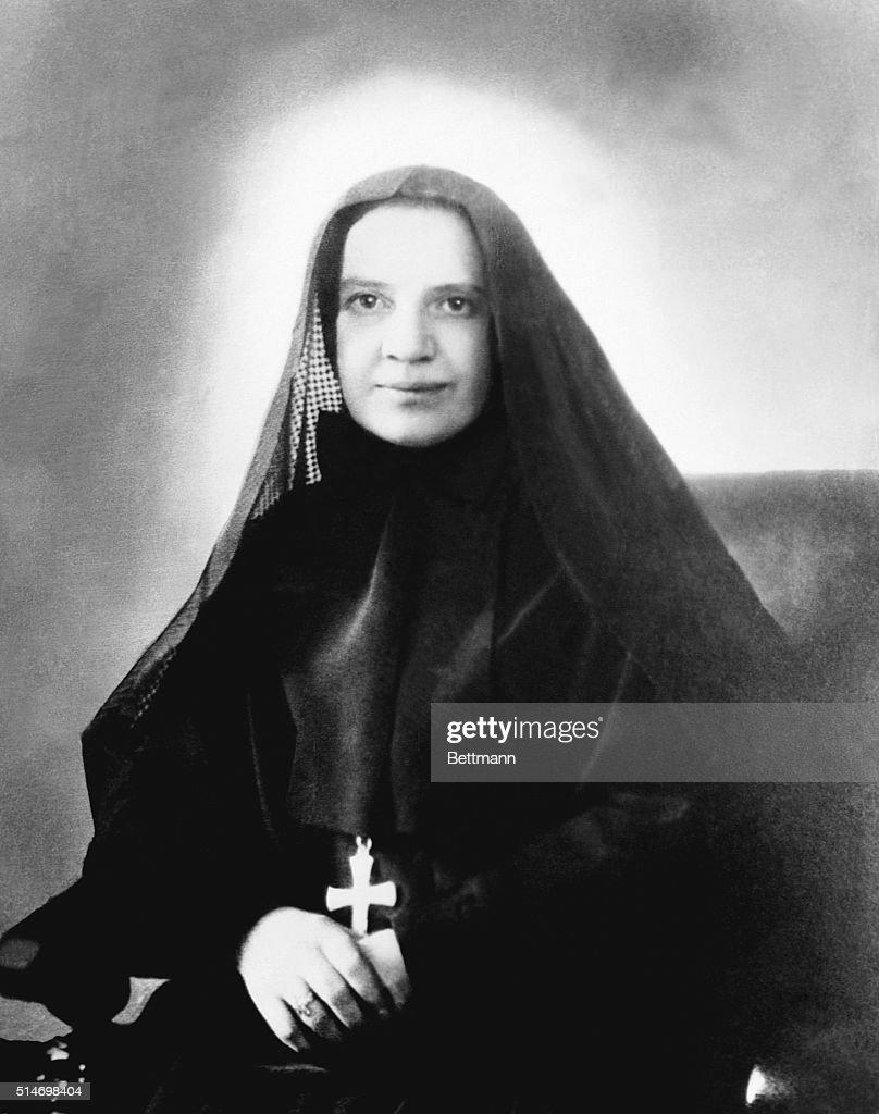 Mother Frances Xavier Cabrini : News Photo