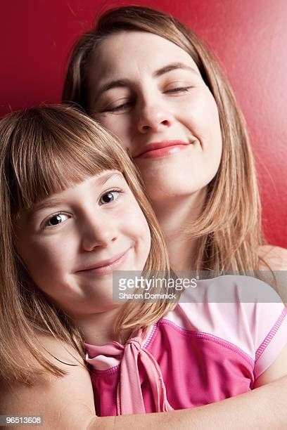 Mother Loving Daughter
