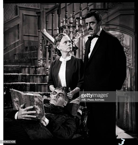 FAMILY Mother Lurch Visits the Addams Family Airdate January 15 1965 L
