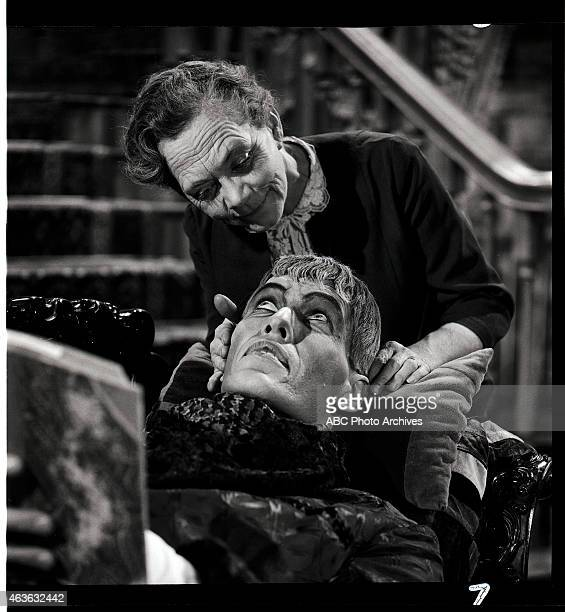 FAMILY Mother Lurch Visits the Addams Family Airdate January 15 1965 TED
