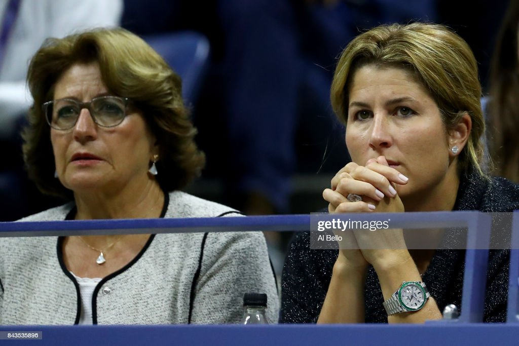 2017 US Open Tennis Championships - Day 10 : News Photo