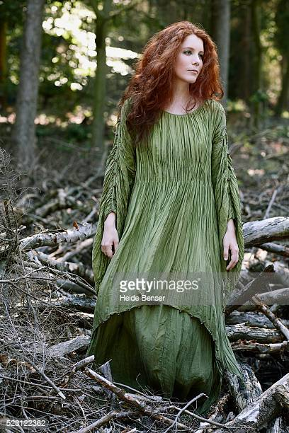 Mother Nature in the Forest