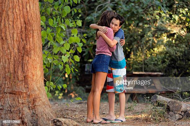 THE FOSTERS 'Mother Nature' Secrets and surprises are revealed during a family camping trip in an allnew episode of 'The Fosters' airing Monday...