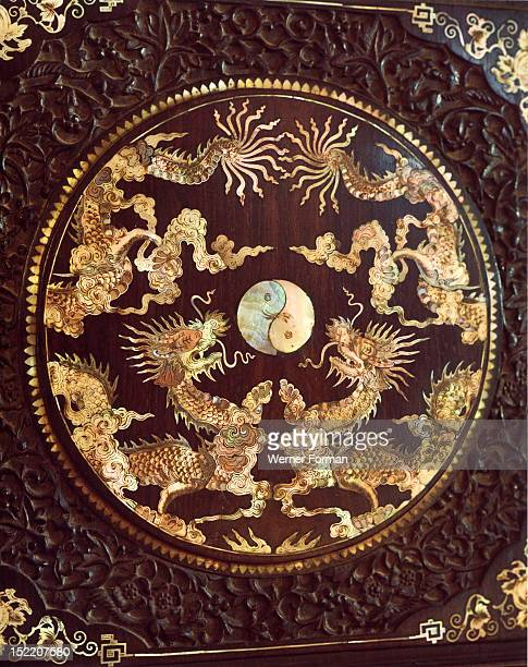Taoism Symbols Dragon: Symbols Of Taoism Stock Photos And Pictures